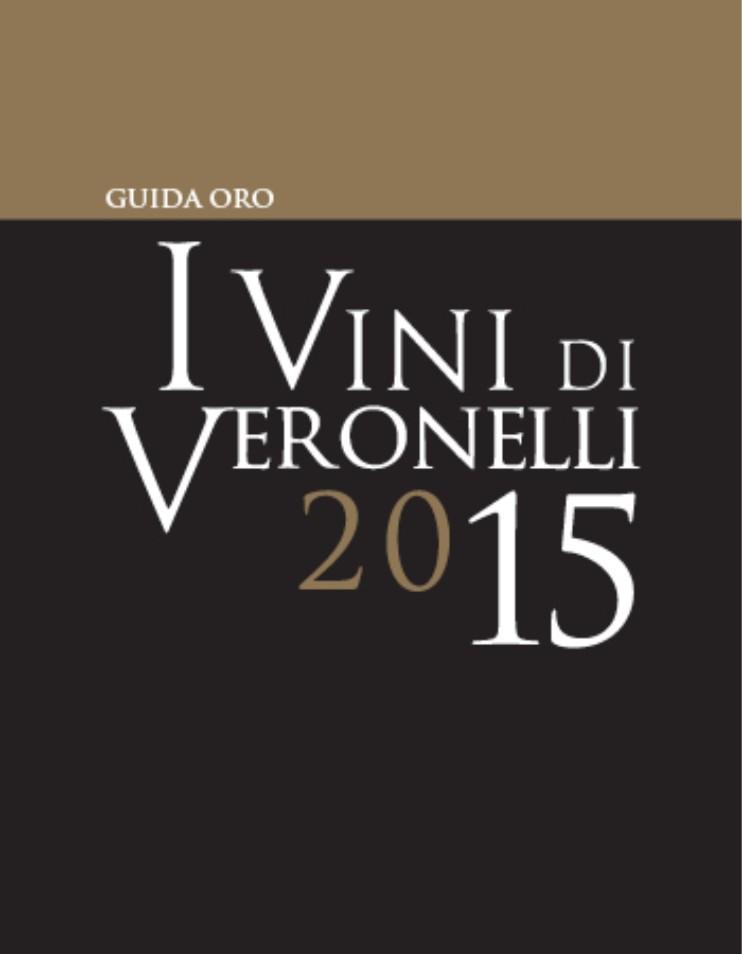 Guida I Vini di Veronelli 2015