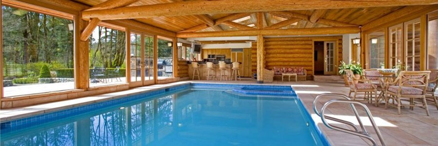 Luxury Cabins With Indoor Pools In Pigeon Forge Tn