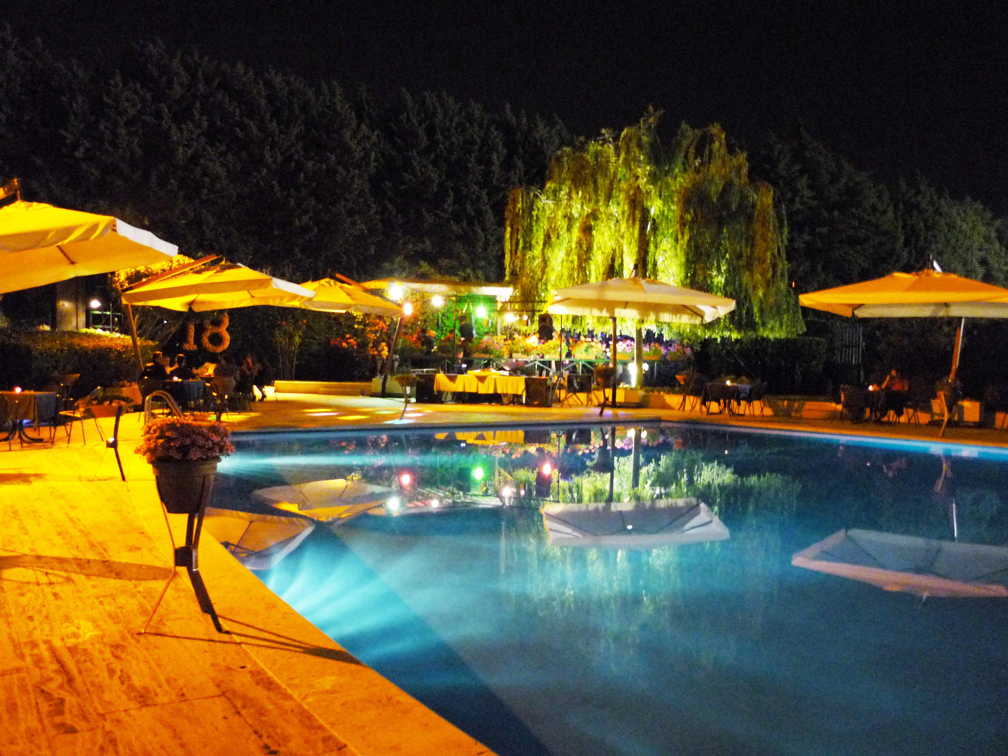 Foto gallery piscina cocktail bar e ristorante - Piscina eur roma ...