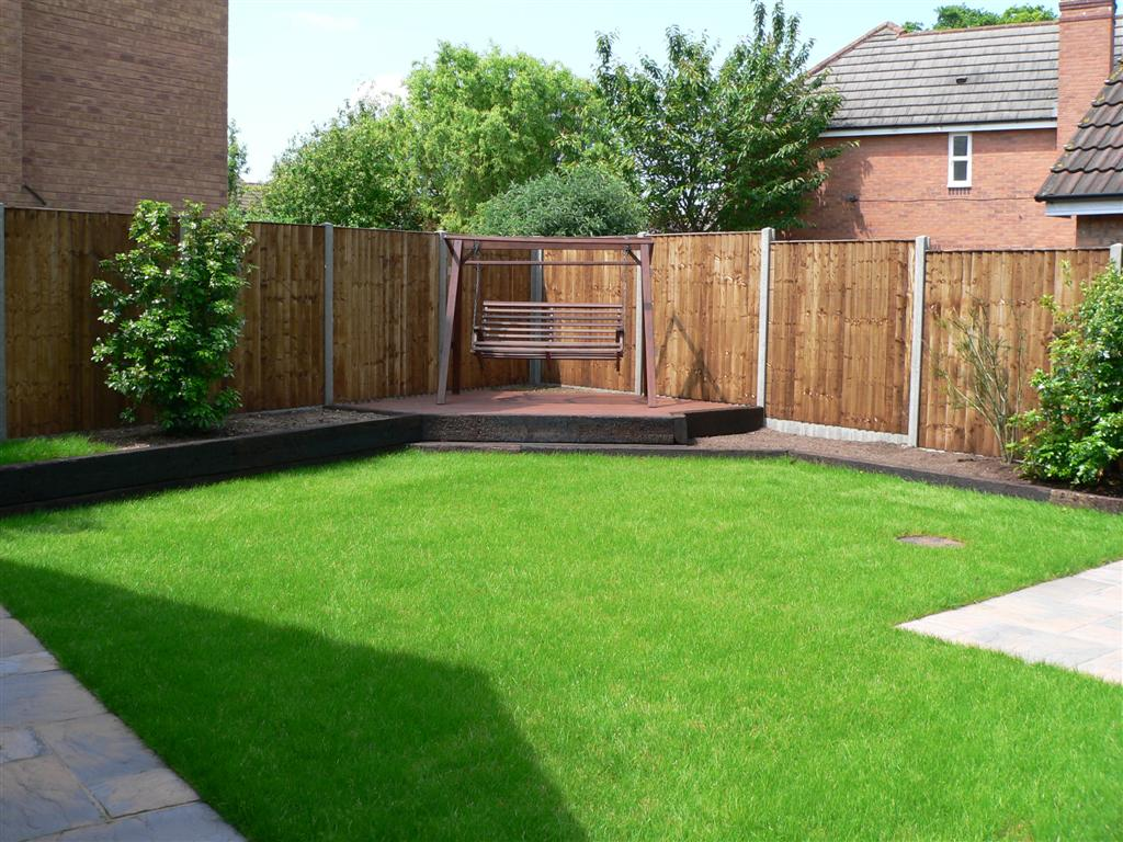 1000 images about back garden ideas on pinterest ForBack Garden Landscape Designs