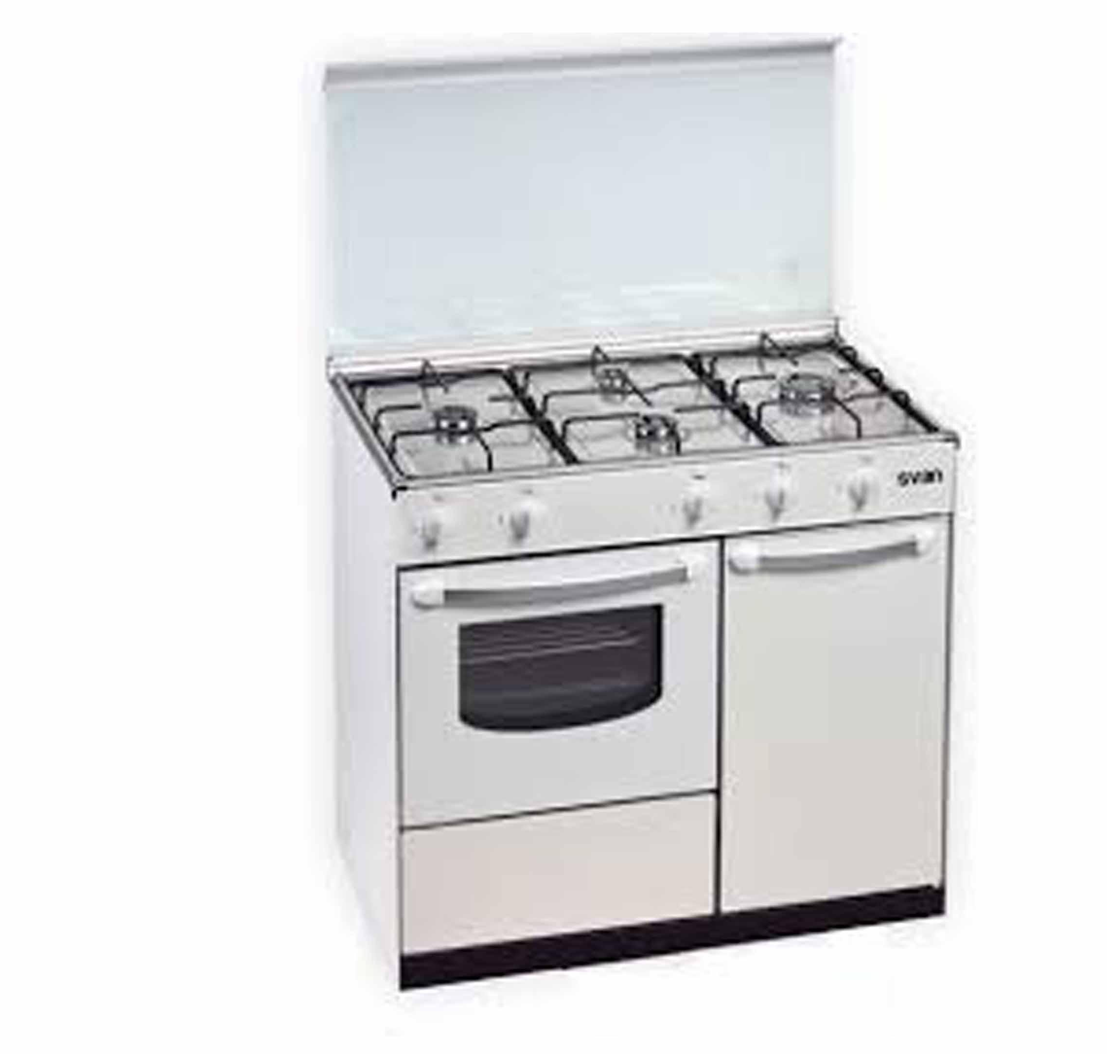 Cocina gas butano horno gas butano for Peso de cocina ikea