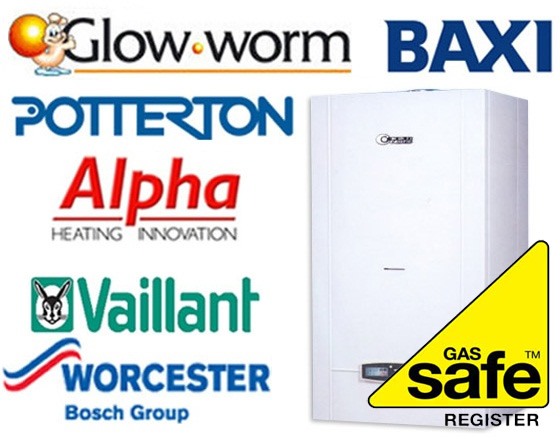 Glow worm baxi potterton vaillant heating engineer