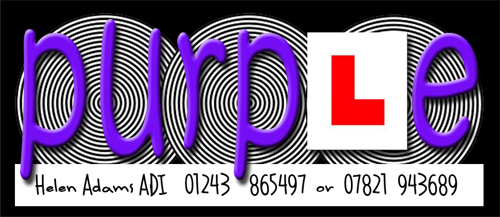 Purple Driving, for quality driving lessons in Chichester and Bognor Regis, West Sussex
