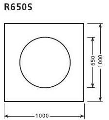 Showerdome R650S