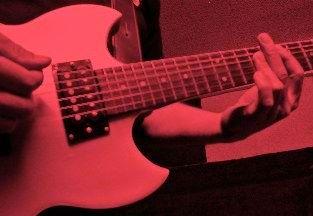 Rock Combo Guitar