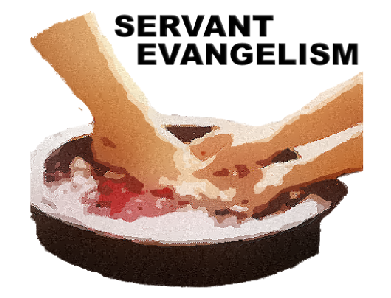 servent evangelism report The usefulness of a gentle servent february 19, 2017 by pastor kim  sunday  school series reports miscellaneous speakers upcoming events past.