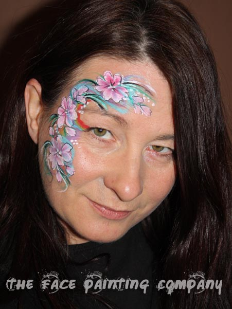 Face Painting Business Of Adult Parties And Events