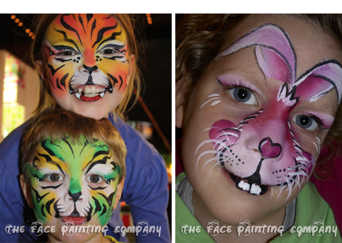 Face painting for Face painting business