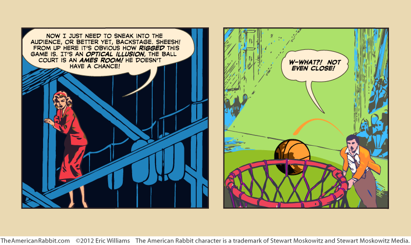 Page 24 of The American Rabbit Wakes Up