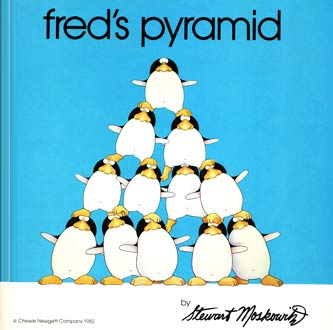 cover of Fred's Pyramid