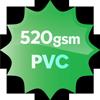 PVC Banner weight