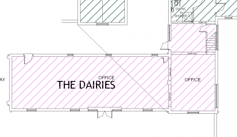 The Dairies Ground Floor