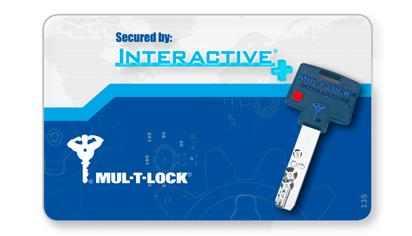 Tarjeta Mul-T-Lock Interactive+.