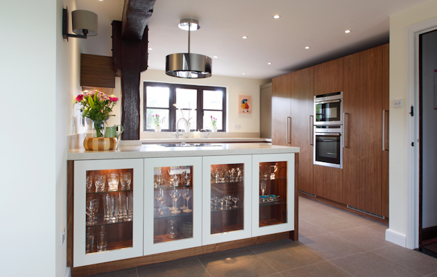 Medium Sized Handmade Kitchen Harpenden Hertfordshire